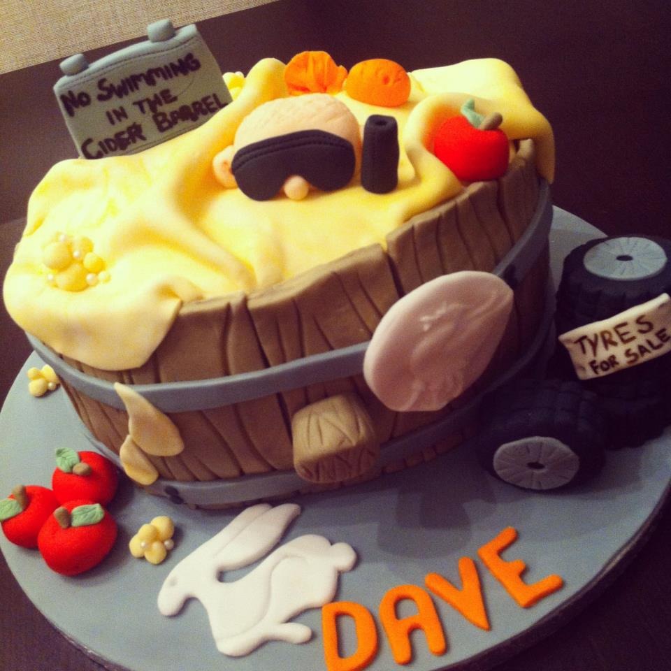 Cider Barrel Cake 1