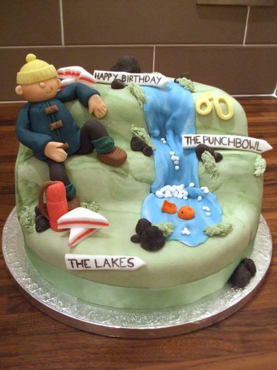 Lake District Cake