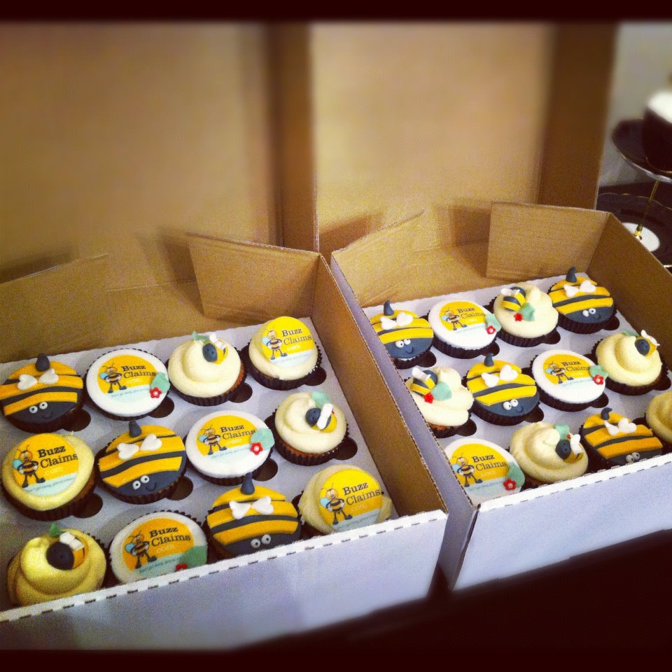 Buzz Claims Promotion Cup Cakes 3