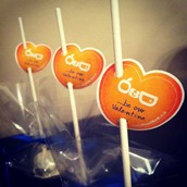 Ollie And Darsh Valentine Corporate Cake Pops 3