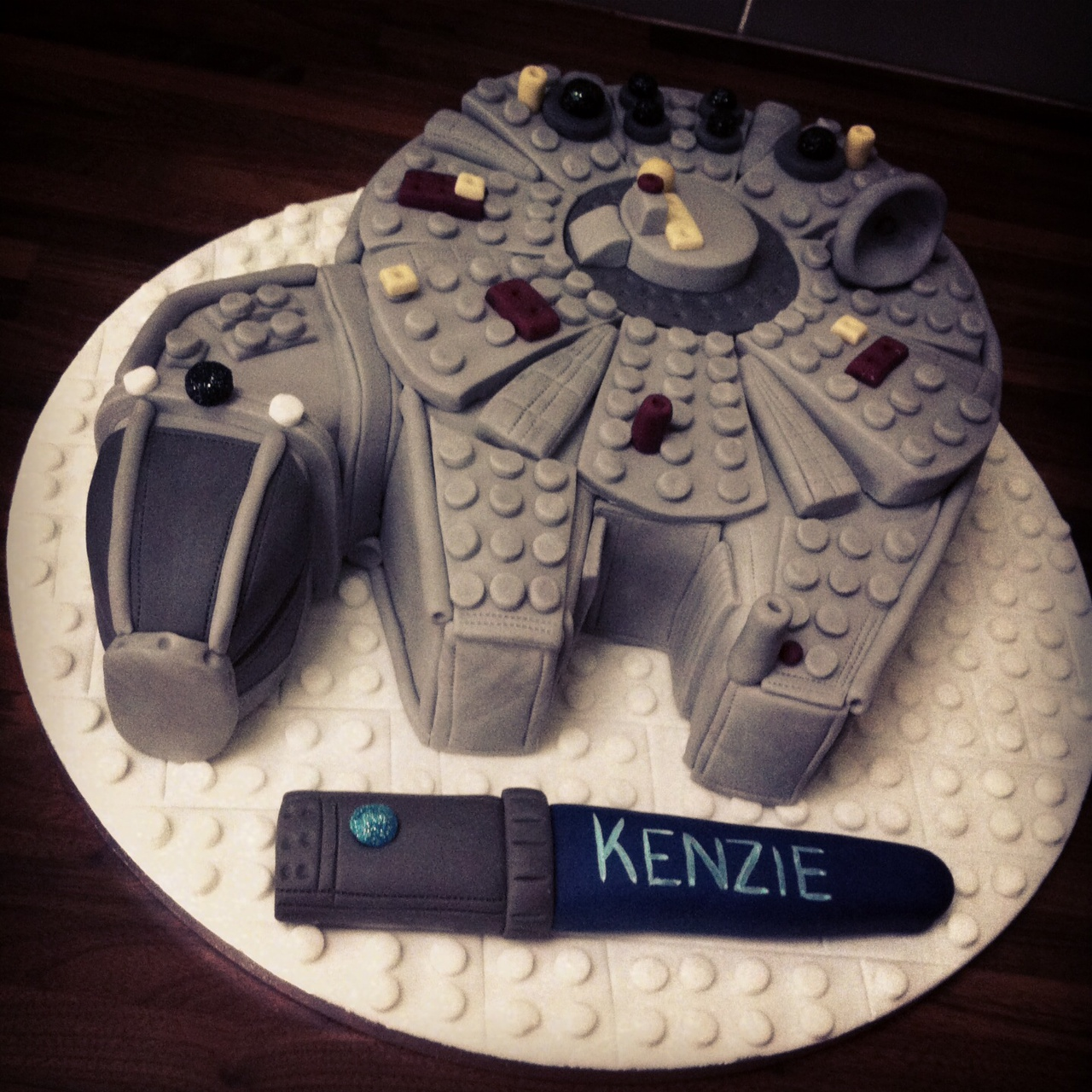Lego Starwars Cake Licky Lips Cakes Liverpool