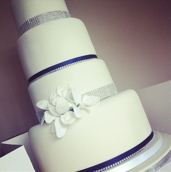 Wedding 4 Tiers Licky Lips Cakes Liverpool