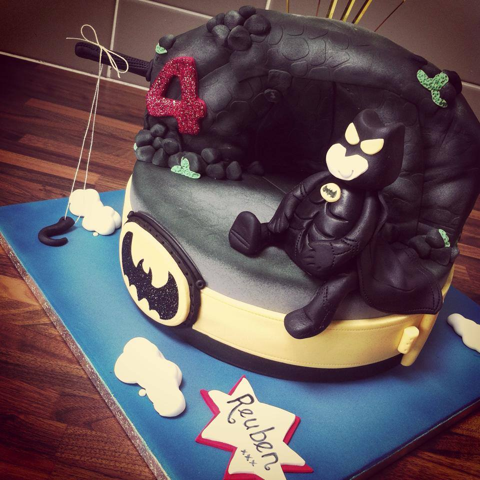 Batman Cave Cake Licky Lips Cakes Liverpool