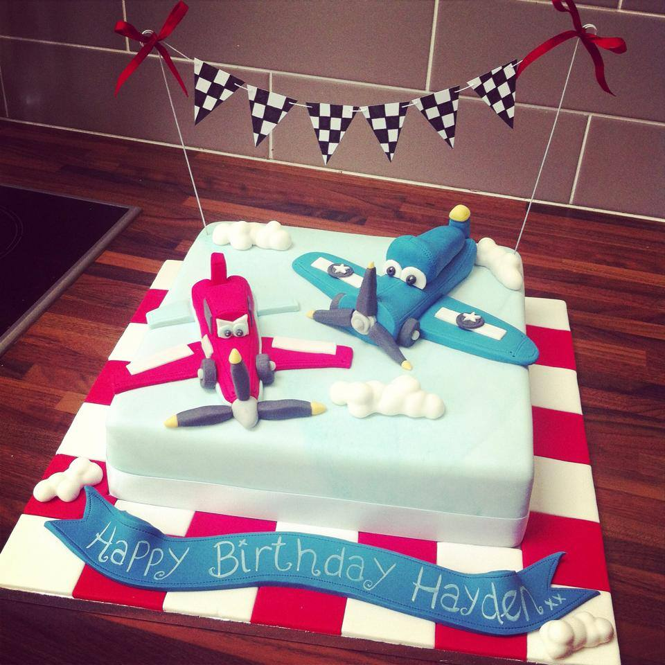 Disney Planes Cake Licky Lips Cakes Liverpool