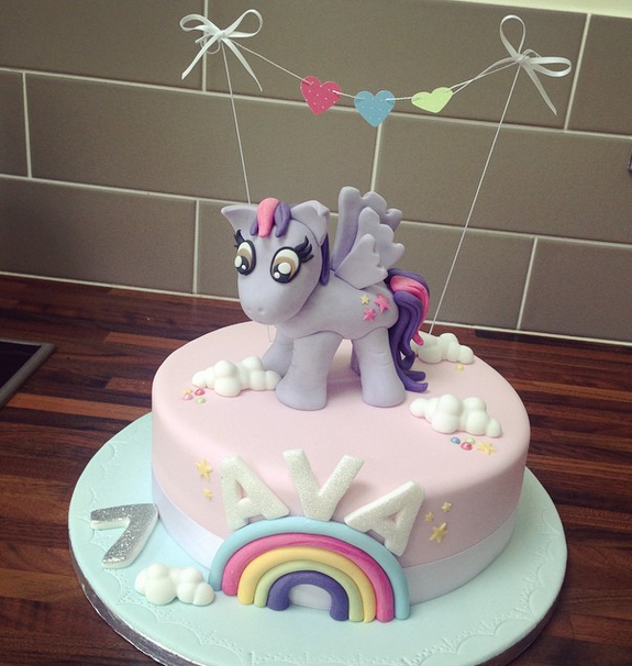 Licky Lips Cakes Liverpool Childrens Cake My Little Pony Cake