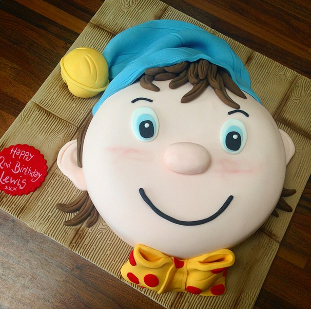 Licky Lips Cakes Liverpool Childrens Cake Noddy Cake