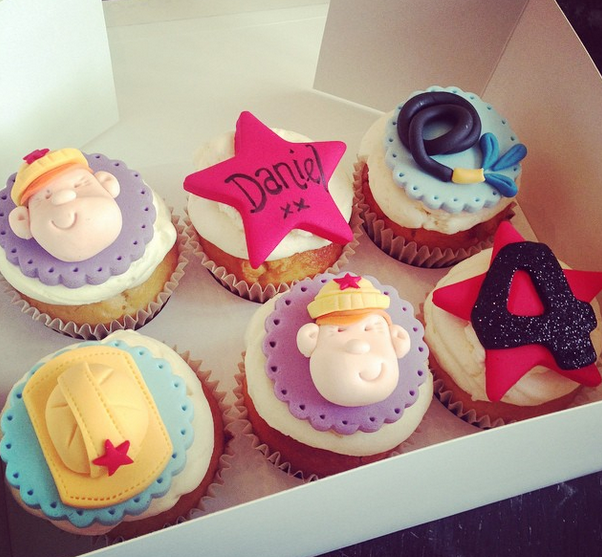 Licky Lips Cakes Liverpool Cupcakes Fireman Sam