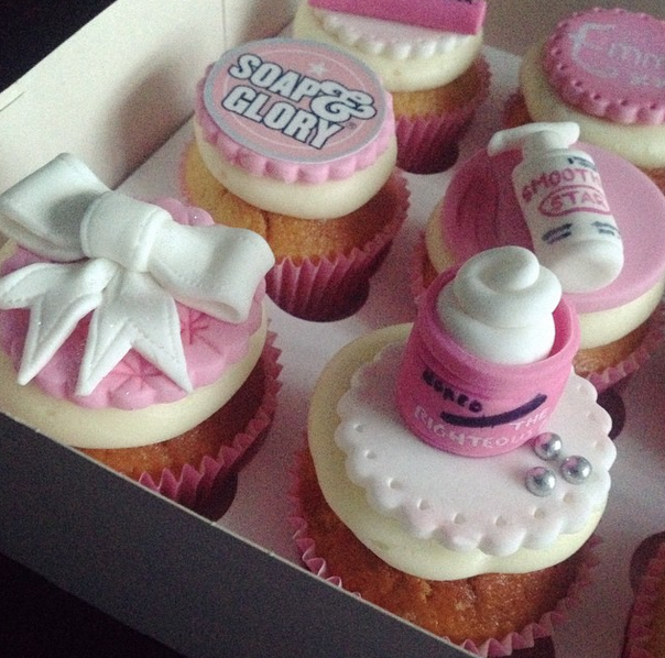 Licky Lips Cakes Liverpool Cupcakes Soap And Glory 1