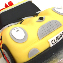 Car Birthday Cakes